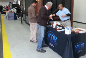 You might have seen us at the North Bay Auto Auction in Fairfield lately...Mike Ramos from Your Car Dealer Bond