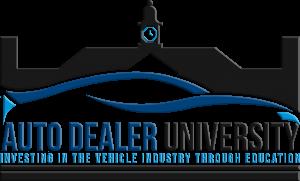 Used Auto Dealer University