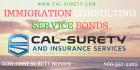 California Immigration Consultants Bond