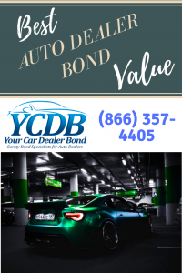 Car Dealer Bonds at a deep discount!!
