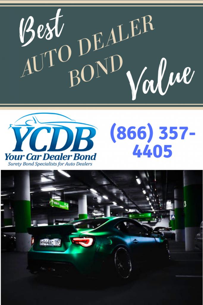 Car Dealer Bonds at a deep discount!!